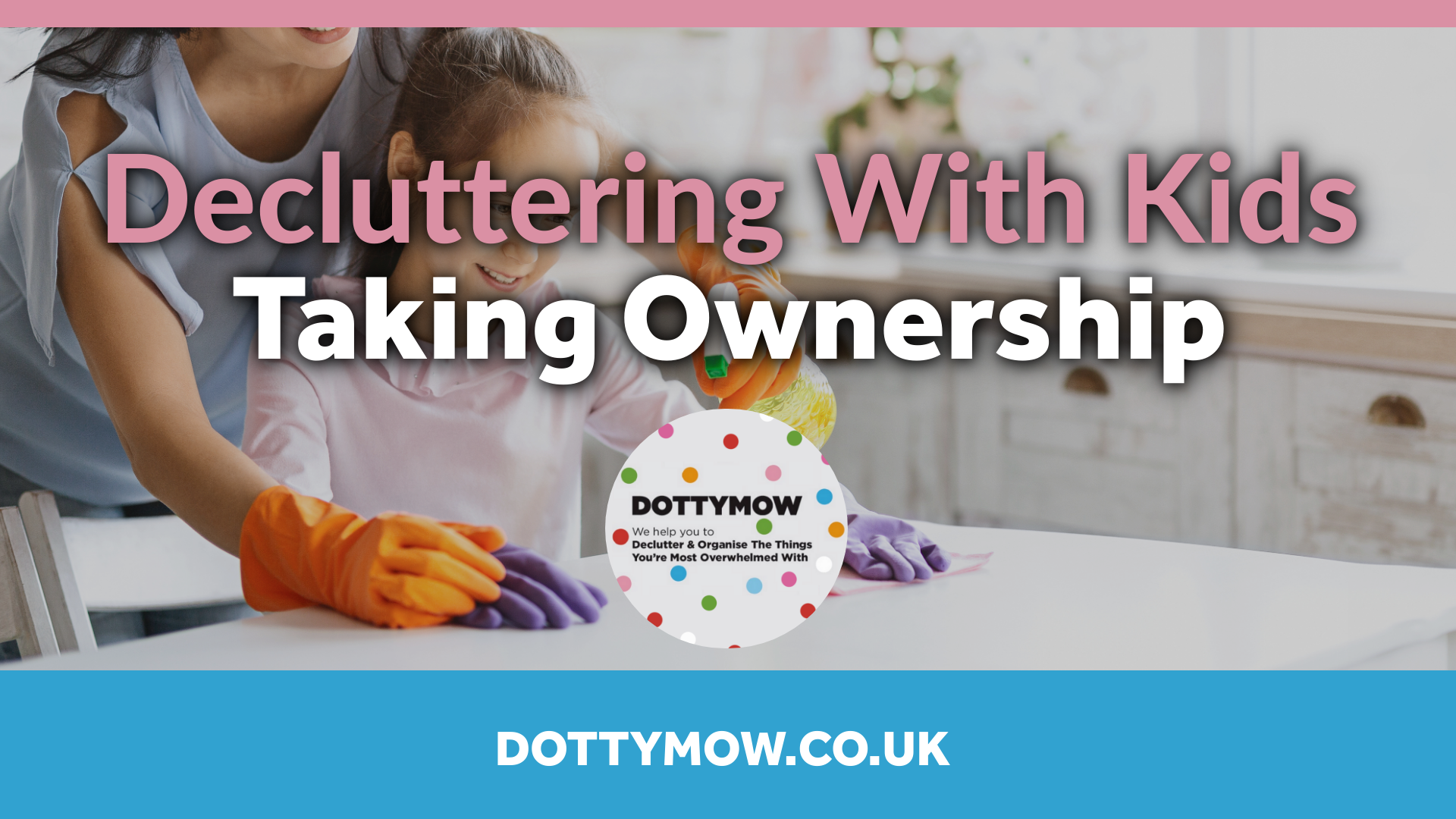 Decluttering with kids, Decluttering and organising services